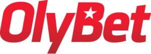 Logo Olybet Punane